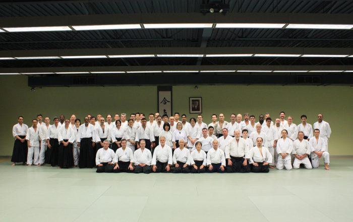 Aikido Weapons Martial Arts Downtown Toronto | Aikido Tendokai