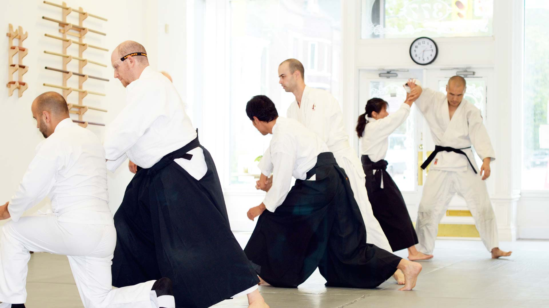 adult martial arts classes downtown toronto