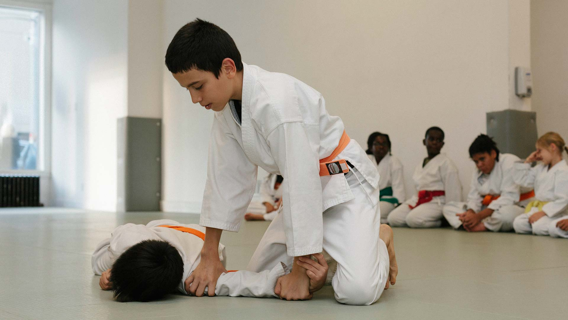 kids martial arts downtown toronto